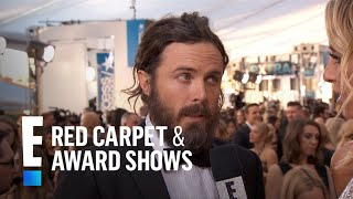 Ben Affleck Mad at Casey Over Speech Diss? | E! Live from the Red Carpet