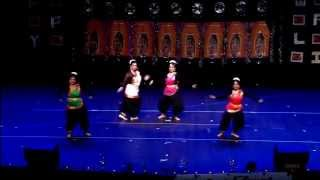 MAYA - a classical contemporary dance group - Diwali 2014 - Victoria