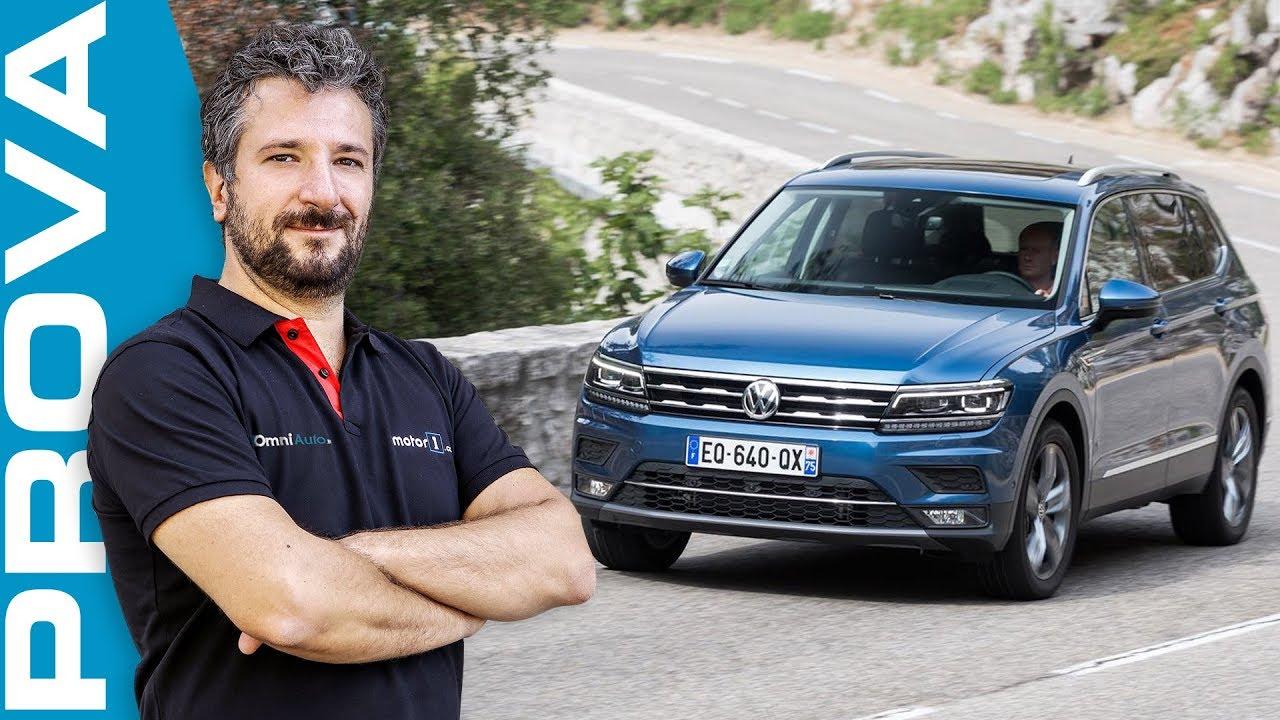 Volkswagen Tiguan Allspace | Tutto lo spazio che vuoi
