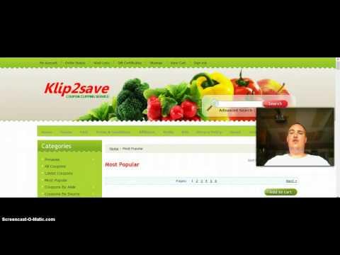 FREE BULK COUPONS & MONEY SAVING EBOOK KLIP2SAVE ( EXTREME COUPON CONTEST )
