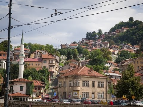 Sarajevo - Bosnia and Herzegovina - September 2014
