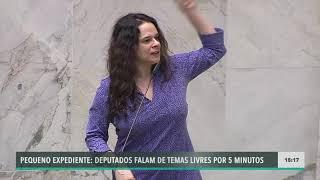 Janaina Paschoal  Declara-se Arrependida Por Seu Voto Ao Presidente Da República