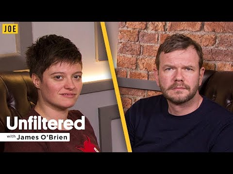Jack Monroe's interview on Unfiltered with James O'Brien, a JOE.co.uk podcast