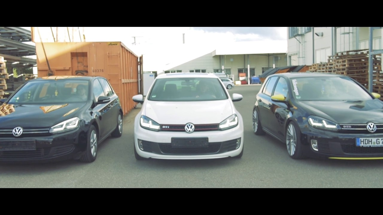 ledriving xenarc volkswagen golf 6 edition youtube. Black Bedroom Furniture Sets. Home Design Ideas