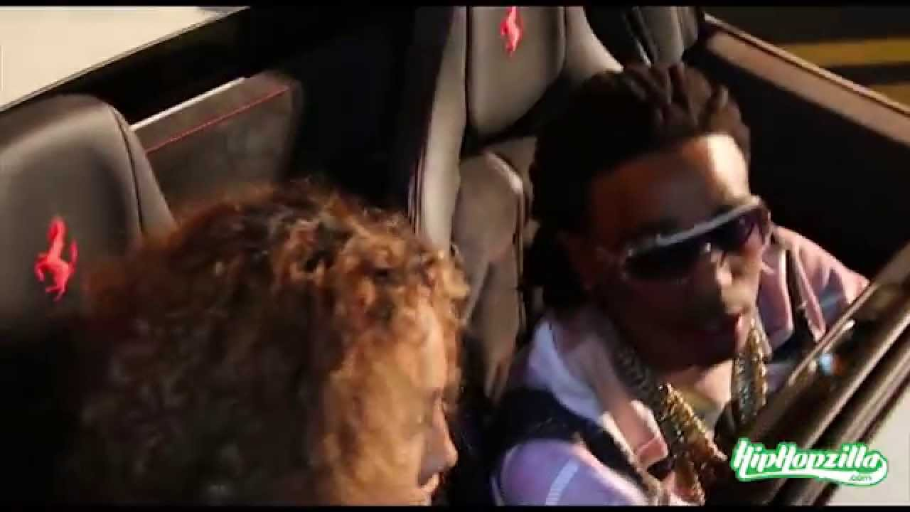 Migos - Fight Night Music Video (Behind The Scenes) V.I.P. Look