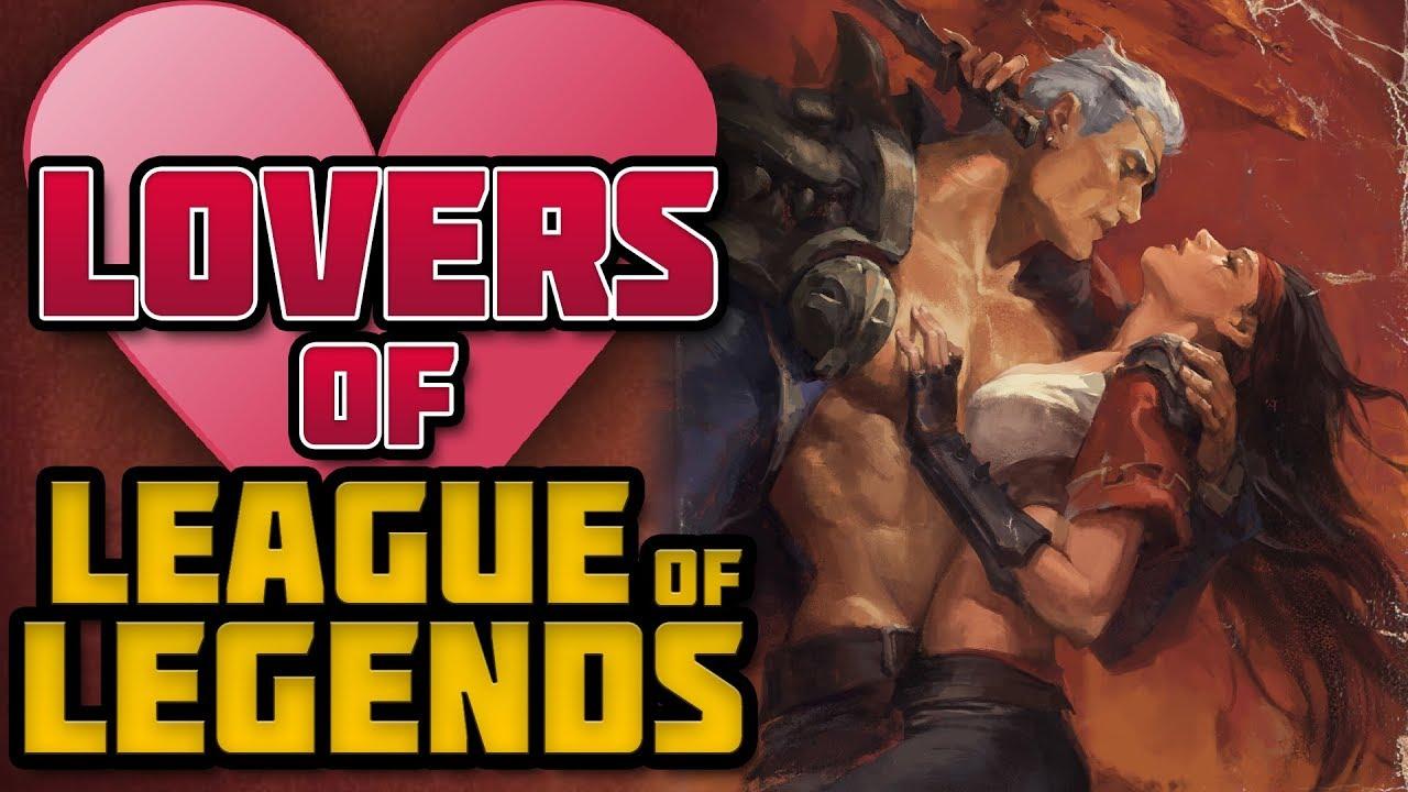 Love Couples of League of Legends