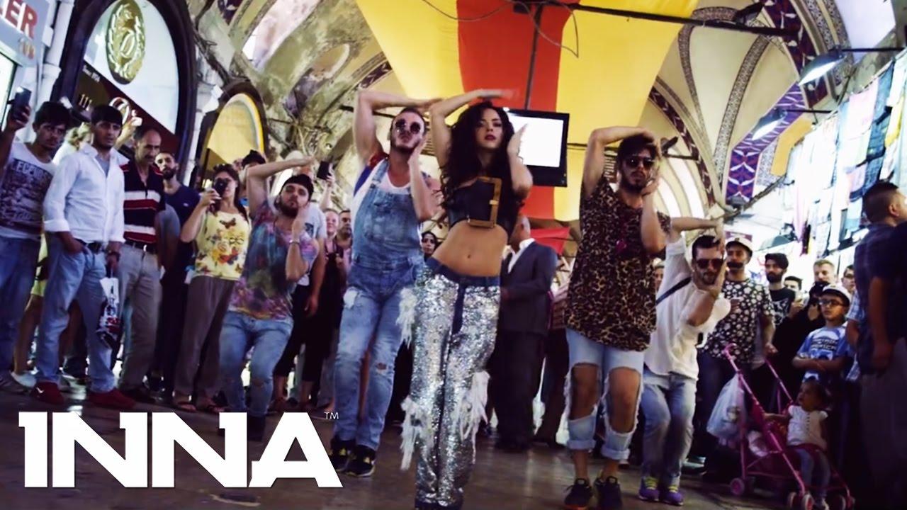 INNA - Bop Bop (Grand Bazaar Istanbul - Take Over)   Exclusive Online Video