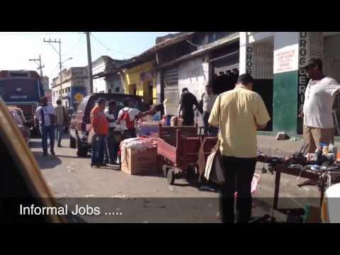 Informal Jobs Barranquilla