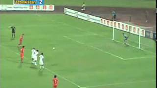 Video Singapore 3-7 Uzbekistan : Goals : 2010 FIFA World Cup Qualifiers download MP3, 3GP, MP4, WEBM, AVI, FLV Desember 2017