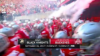 Week 3 Preview: Army at Ohio State