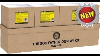 The God Father Display Kit By Brothers Pyrotechnics