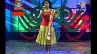 Anwesha - Aaj Noi Gungun Gunjon Preme