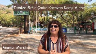 Kamp İnceleme #10  Anamur Pullu  Tabiat Parkı ve Kamp Alanı