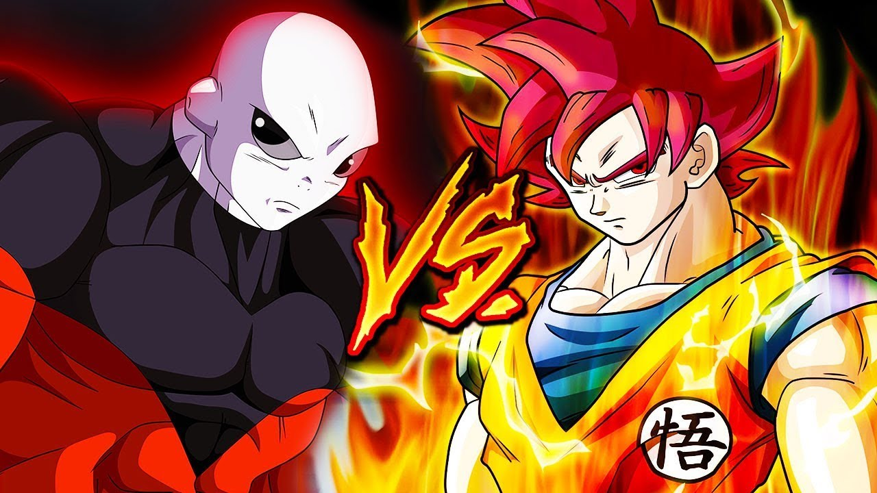 GOKU VS. JIREN RAP 2017 (Dragon Ball Super) | YKATO BTH & MAYCOLRC