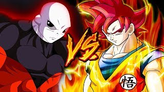 GOKU VS. JIREN RAP 2017 (Dragon Ball Super) | YKATO BTH & MAYCOLRC