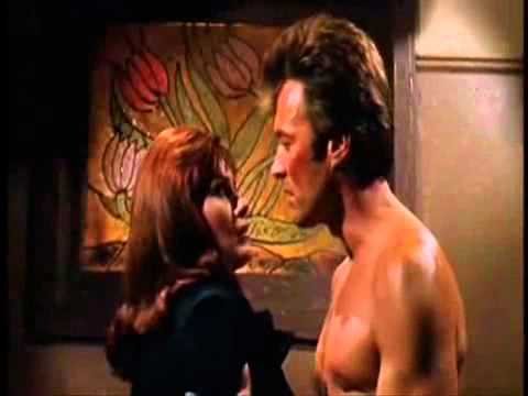 clint eastwood naked scene
