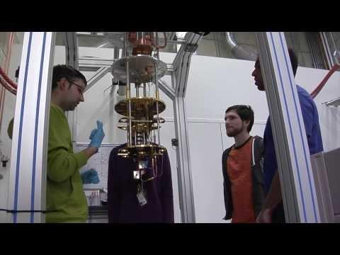 Institute for Quantum Computing, University of Waterloo, Canada - Pushing Computational Limits