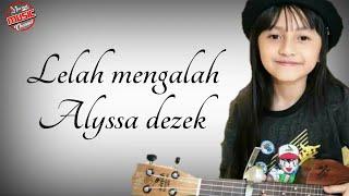 Gambar cover Lelah Mengalah_Nayunda(Cover Alyssa Desek) Lirik Lagu