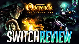 Operencia: The Stolen Sun Switch Review (Video Game Video Review)