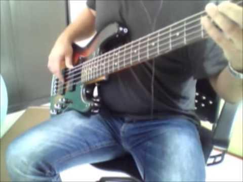 Stomp | The Brothers Johnson Bass Cover | Fender Roscoe Beck V