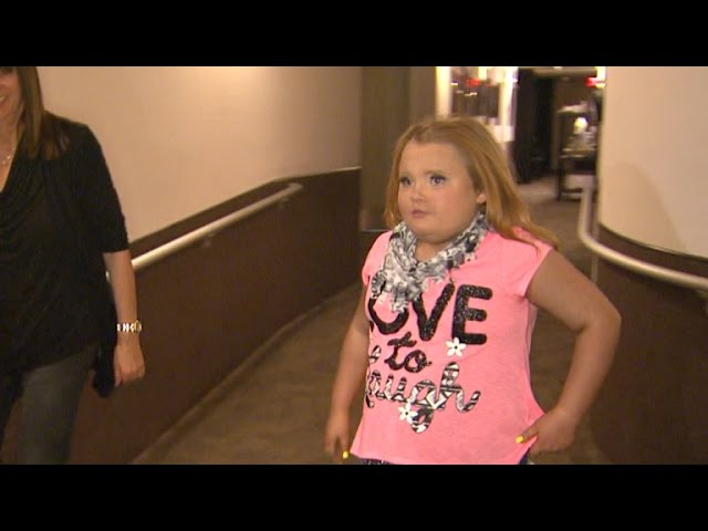 \'The Doctors\' Stage Health Intervention for Honey Boo Boo