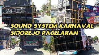 BARISAN SOUND SYSTEM KARNAVAL SIDOREJO PAGELARAN