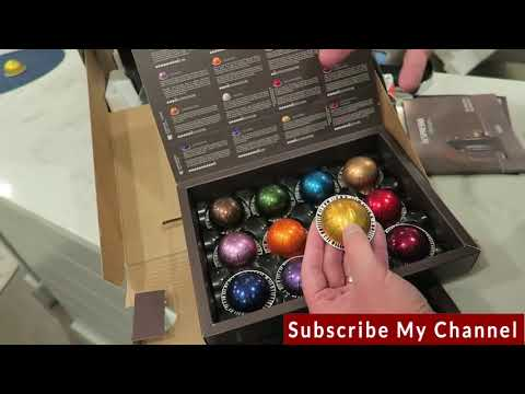 Nespresso 11389 Vertuo Plus Special Edition, by Magimix, Coffee Capsule Machine