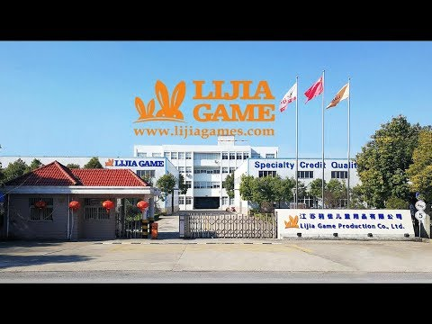 Lijia Game Production--Tabletop game manufacturing in P.R. China