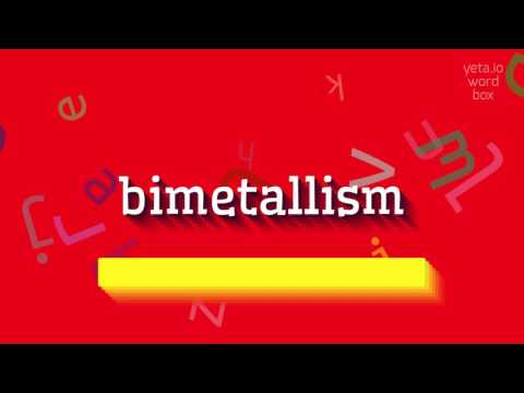 "How to say ""bimetallism""! (High Quality Voices)"