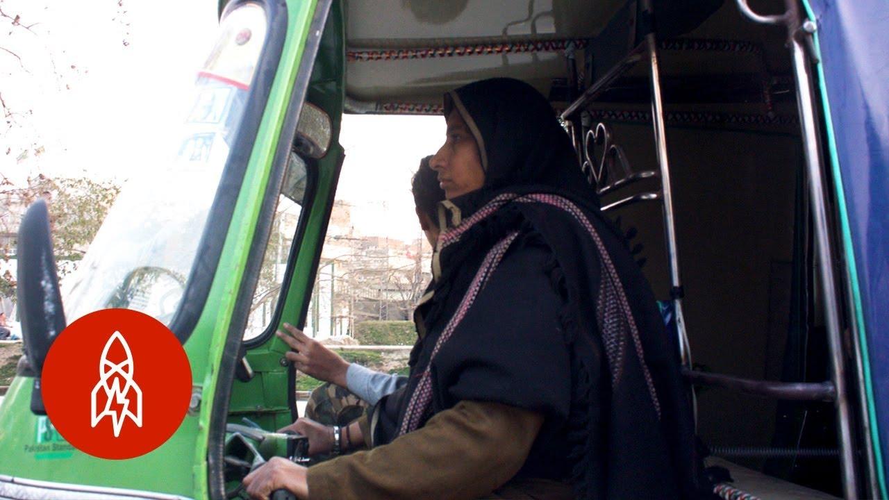 The Rickshaw Driver Starting a Revolution