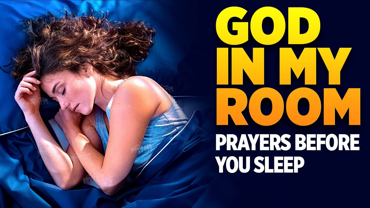 This Will Bless You Every Night | Peaceful Prayers Before You Sleep
