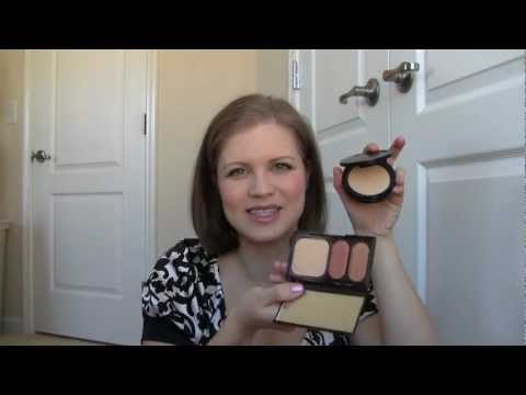 The Conservatorie Pressed Mineral Makeup Review and Swatches
