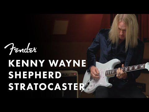 Kenny Wayne Shepherd Stratocaster   Artist Signature Series   Fender