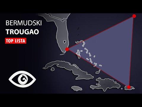 TOP 10: Cinjenice o Bermudskom Trouglu