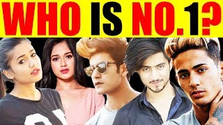 Who Is No.1 Tik-Tok Star In India l Best Tik-Tok Star