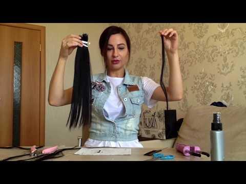 Как перекапсулировать волосы в домашних условиях