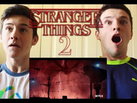 Thumbnail: Stranger Things 2 Comic Con Trailer: Our Reaction