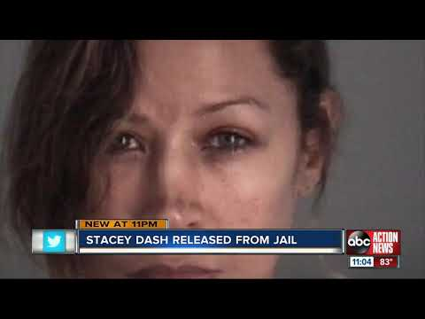 Stacey Dash Arrested For Domestic Battery In Pasco County