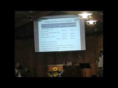 Madera County- May 2013 Presentation, Bass Lake Service Area 2A/2B