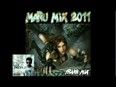 MARU MIX Frank mix mini session hause dance Video by inma