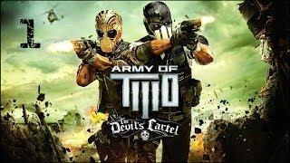 Прохождение Army of Two: The Devil's Cartel (XBOX360) — Тренировка, боевое крещение #1