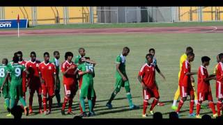 Match Comores vs Maurice (retour de la Can)