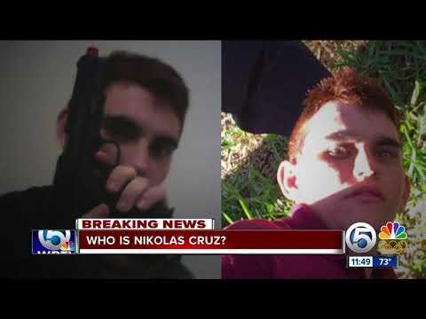 Who is Nikolas Cruz?
