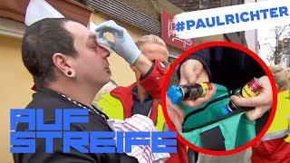 Pfefferspray-Attacke im Restaurant: Was war der Grund? | #PaulRichterTag | Auf Streife | SAT.1 TV