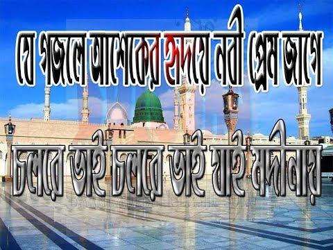 New Naat e Rasul। cholore vai zai modinay। sarsina song।bdisong
