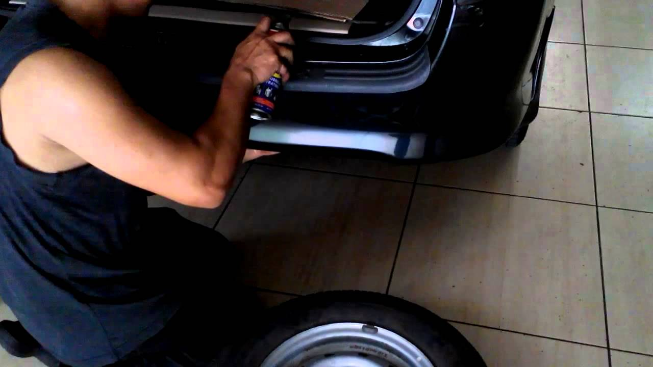 Cover Ban Serep Grand New Avanza G Putih Cara Memasang Pada Mobil Xenia Youtube