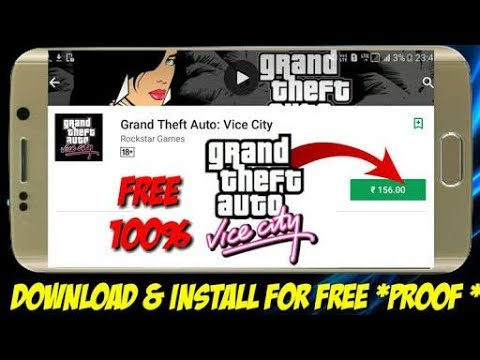 Install GTA: Vice City Free On Android
