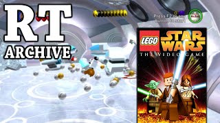 RTGame Archive:  LEGO Star Wars: The Complete Saga