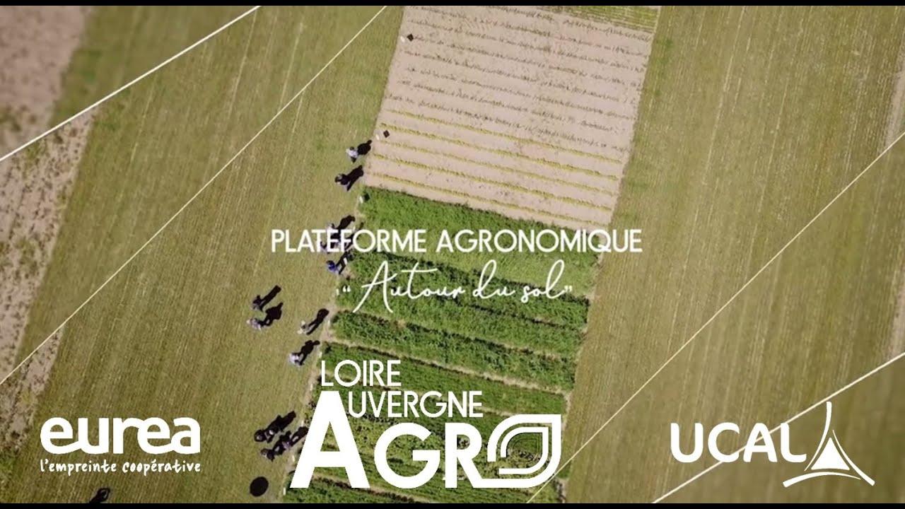 Plate-forme agronomique LAA - autour sol