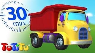 Игрушки для малышей | Грузовик | 30 минут ТуТиТу Игрушки